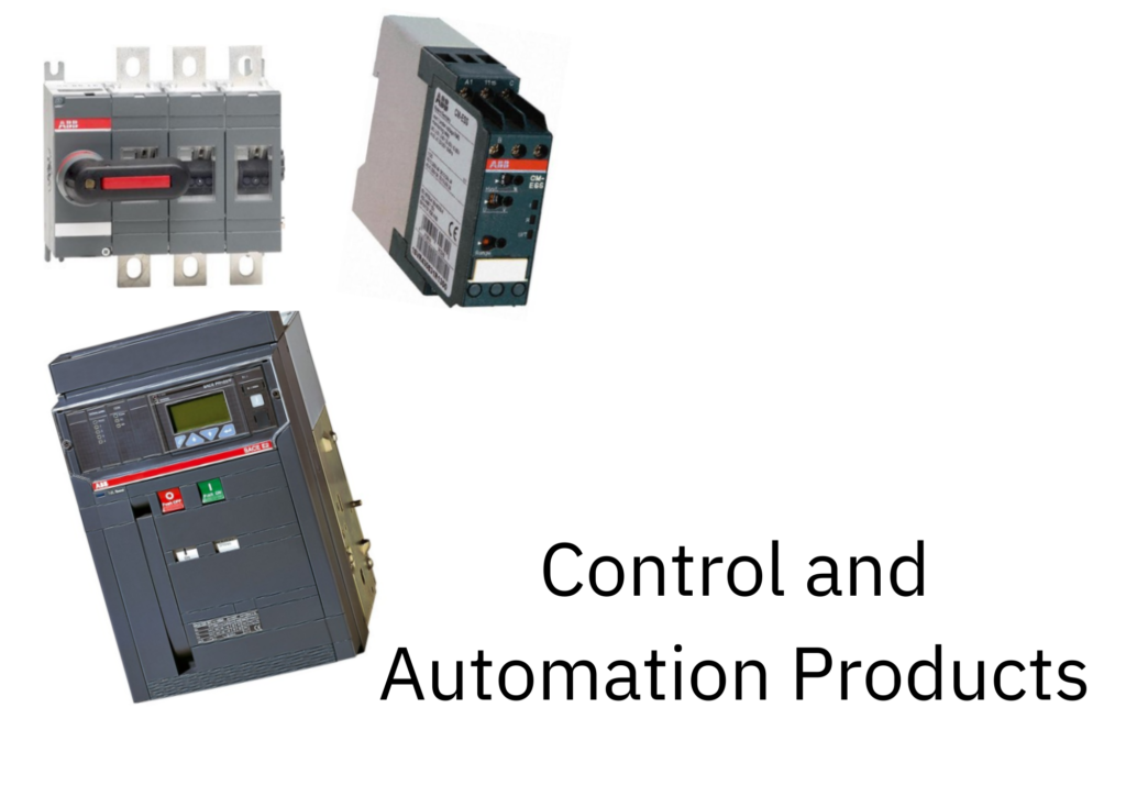 Control and Automation Products