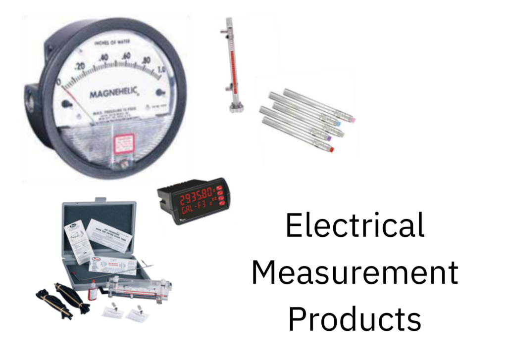 Electrical Measurement Products