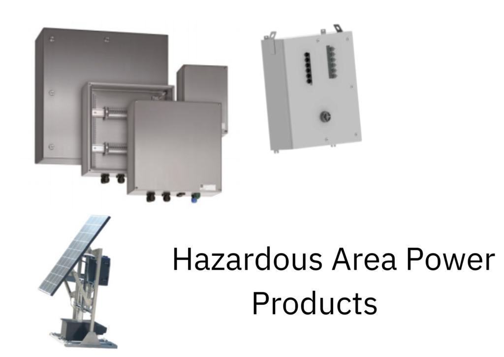 Hazardous Area Power Products