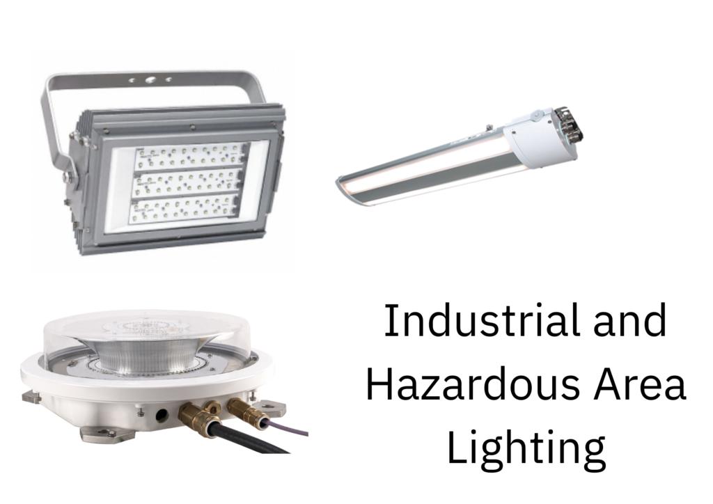 Industrial and Hazardous Area Lighting