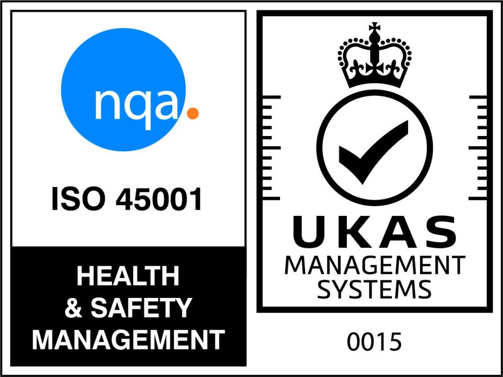 NQA ISO 45001 certification