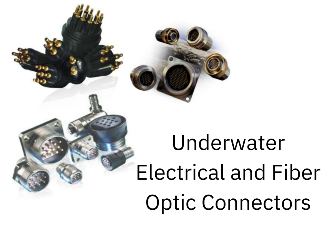 Underwater Electrical and Fiber Optic Connectors
